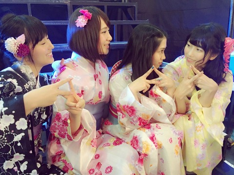 【AKB48】初代横山チームAって良いチームだったよな