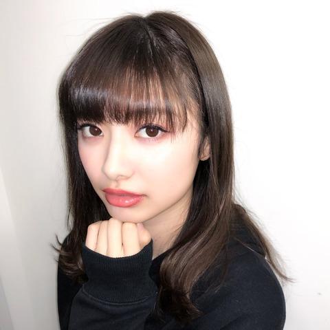 【画像】AKB48武藤十夢さん、中井りかっぽくなる