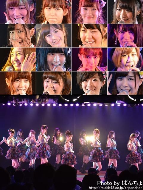 【AKB48】さて、チームBオリジナル公演まで1週間切った訳だが
