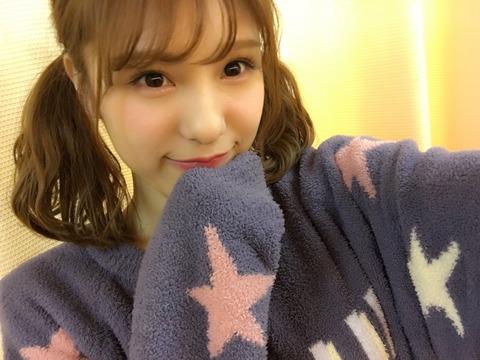 【AKB48】小嶋菜月「ツインテールしちゃった。来月で23歳だけどまだ許してくれる?」