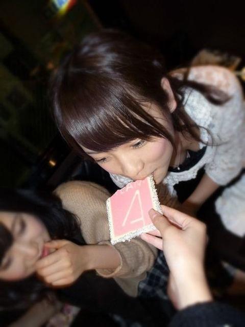 【AKB48G】普通の写真でチラっと見えるπに興奮する
