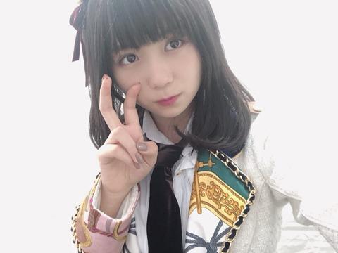 【SKE48】小畑優奈ちゃんってもしかして髪型が不評なのを気にしてるの?
