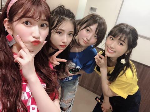 【朗報】NMB48の女子力ユニット「Queentet」が東名阪ツアー開催決定!!!