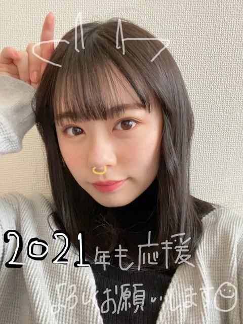 【AKB48】新型コロナ感染のチーム8濵咲友菜が体調回復し、活動を再開