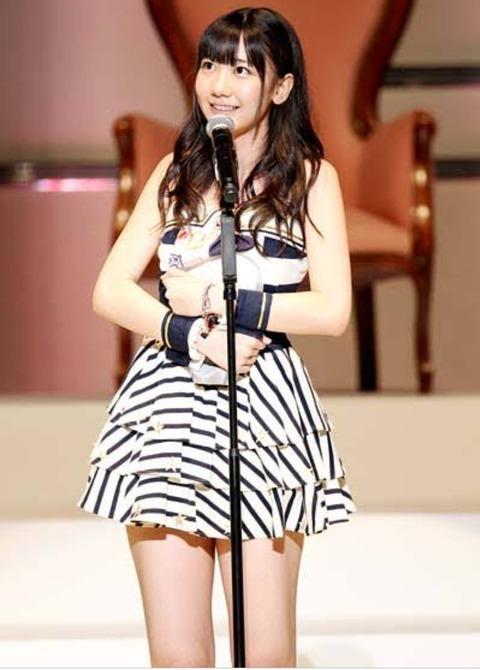 【AKB48】柏木由紀の全盛期っていつ頃だったんだろうか?