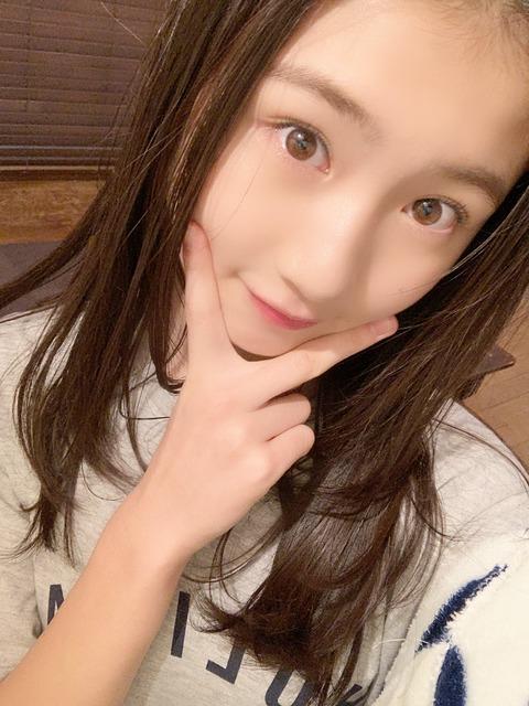 【NMB48】けいとこと塩月希依音ちゃん、B.L.T初登場!ポストカード付きもあるよ!