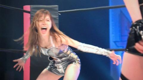 【SKE48】松井珠理奈は女子うけやアイドルよりもプロレスラーの方が似合うと思う