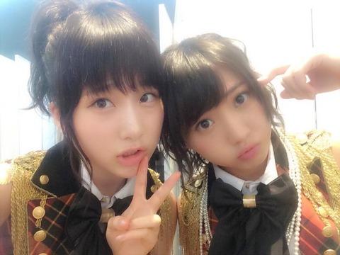【AKB48G】ポニーテールが似合うメンバーって誰?【顔がかわいい子限定】
