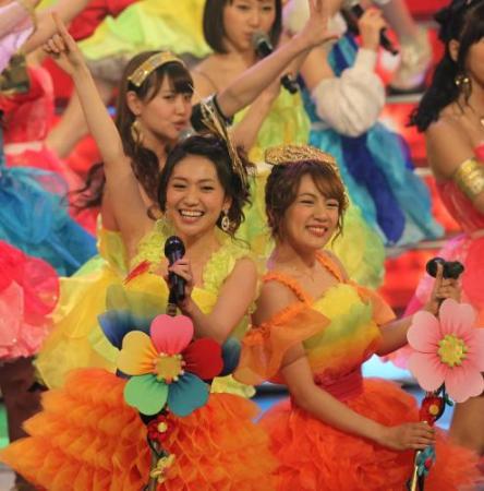 紅白歌合戦、大島優子の貢献で年間視聴率トップに!