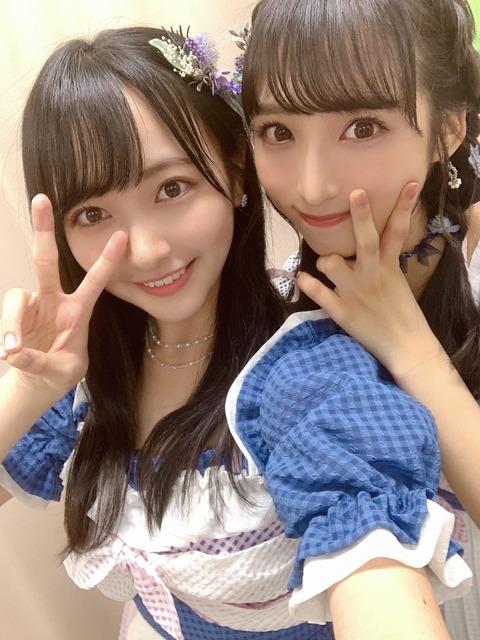 【STU48】瀧野由美子より石田千穂のが可愛いという風潮