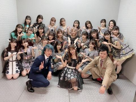 2021のAKB48→柏木難病、長谷川解雇、向井地コロナ、千葉スキャンダル、乃木坂に越された、前田離婚