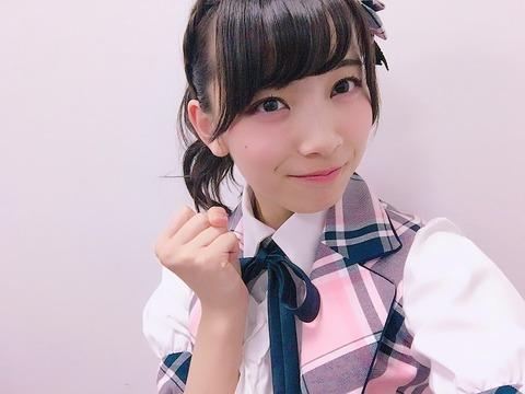 【AKB48】後藤萌咲「まだ、どの日も完売していないので是非、萌咲に会いに来て欲しいです」