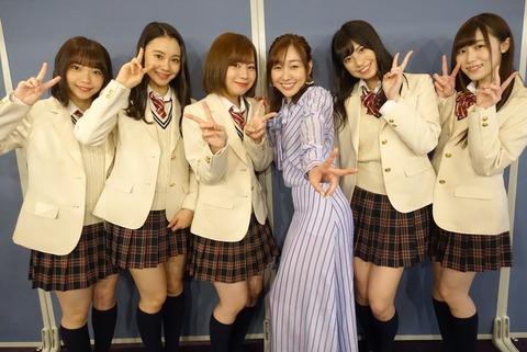 【朗報】SKE48のレギュラー番組「SKE48の栄ち●ちこち●」が5月7日(火)18時からスタート!