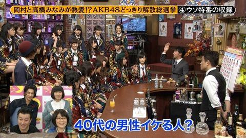 【AKB48】こじまこって40代の男性が嫌いなんだな【小嶋真子】