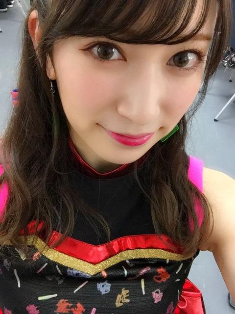 【悲報】NMB48吉田朱里、終了のお知らせ