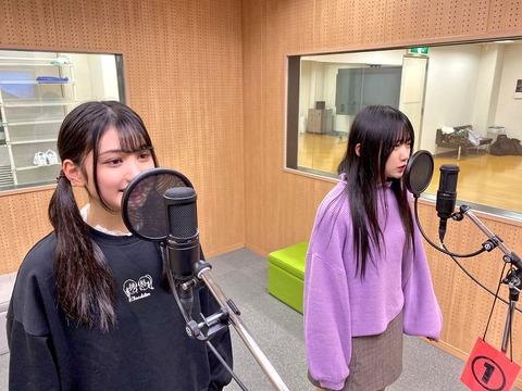 【STU48】大谷満理奈、門脇実優菜が代々木アニメーション学院広島校に就学