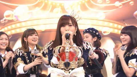 【AKB48G】やっぱターニングポイントって夢の紅白選抜だっだよな