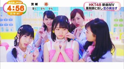 【HKT48】運営がなこみくより松岡はなの方を推す理由って何?