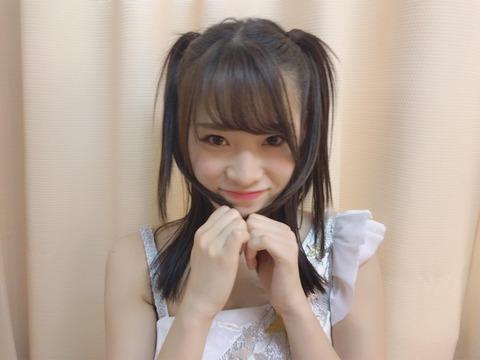 【AKB48】市川愛美って出だしが上手く行ってればそこそこ人気出てたよな