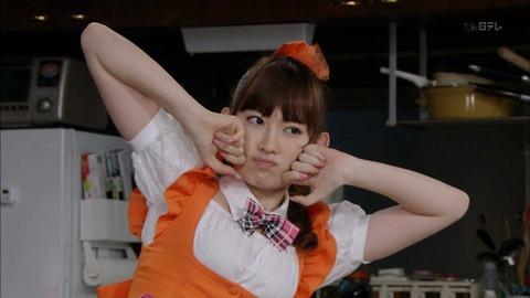 【AKB48】こじはると握手したらオナラ出たw【小嶋陽菜】