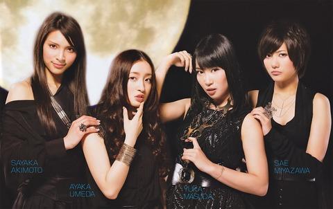 【AKB48】何で派生ユニット次々に解散させるの?