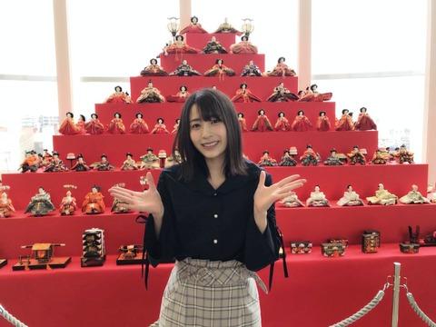 【AKB48】ハピネス選抜で曲を出せる日はくるのか?【佐々木優佳里】