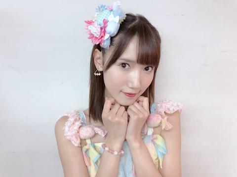 【HKT48】田中菜津美「キャンディーの私可愛い?」