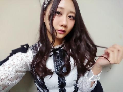 【SKE48】古畑奈和「私のファンは奈和ちゃんの忠犬」