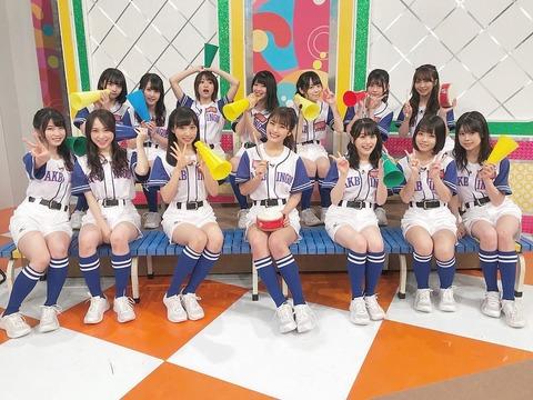 【AKB48】ビジュアルメンバーで打線組んだ