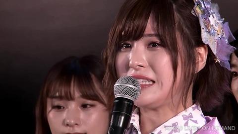 【悲報】チーム8佐藤栞が卒業発表【AKB48】