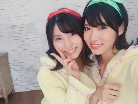 【AKB48】結局谷口めぐと福岡聖菜ってどっちがおっぱい小さいの?【AAA】