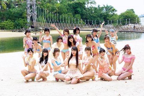 【悲報】NMB48のメンバーが男性スタッフとイチャついてる動画が流出!
