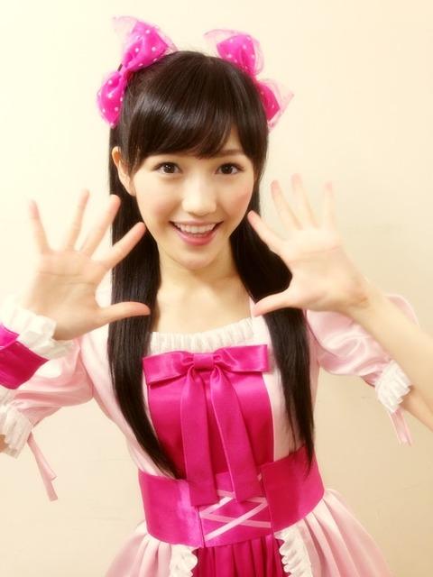 【AKB48】渡辺麻友ってなんで貧乳がペパチャイだよね?