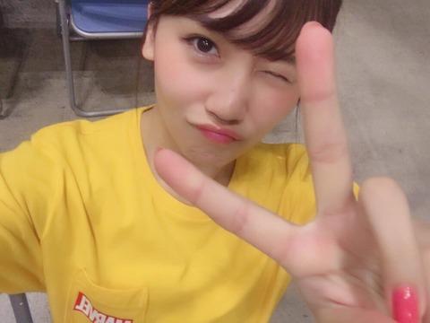 【AKB48】小嶋真子さん、ステファイランキング速報に自分の名前がないことに驚くwww