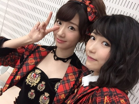 【AKB48】まゆゆ「若手にアドバイスや注意をできない」【渡辺麻友】