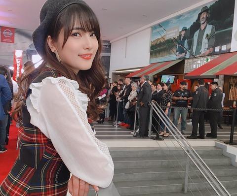 【AKB48】メキシコに行った入山杏奈さんの現在が凄い事になってる