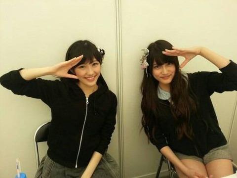 【AKB48】あんにんとまゆゆをルックスだけで判定したらどっちが上?【入山杏奈・渡辺麻友】