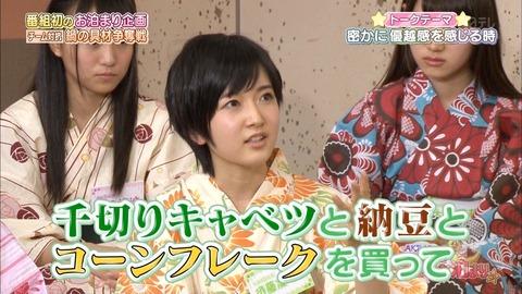 【NMB48】りりぽんが1ヶ月1万円の食費で生活してたって言ってたけど【須藤凜々花】