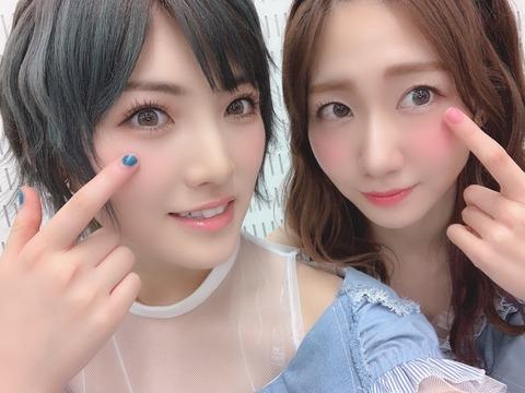 【AKB48】岡田奈々の髪色なんやねんwwwww