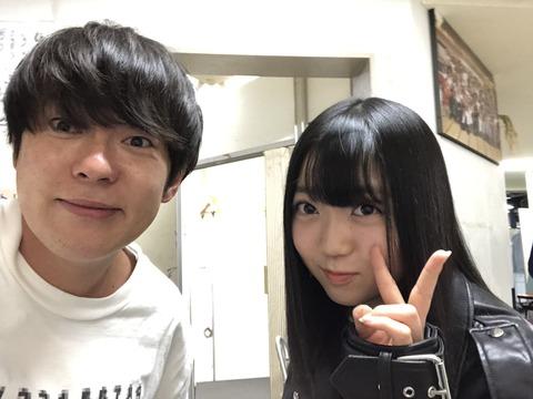 【超朗報】AKB48多田京加「オジサン、だぁーいすき!」