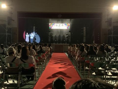 【悲惨】新潟青陵大の学祭に集まったNGTヲタ、学生やスタッフからきもいおっさん呼ばわりwwwwww