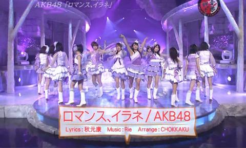 【AKB48】そろそろ本店シングル最弱を決めるか?