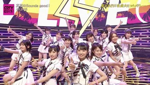 【AKB48】CDTVはえりぃとさとね大勝利と言う事でよろしいな!【千葉恵里・久保怜音】