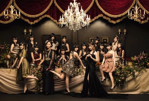 【HKT48】1stアルバム「092」初週売上は122,262枚