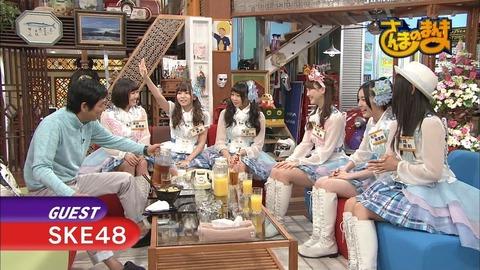 SKE48出演「さんまのまんま」キャプ画像まとめ