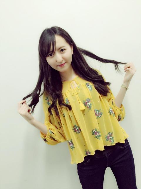【HKT48】森保まどかっていうほど美人か?