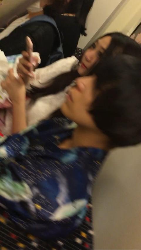 【SKE48】古畑奈和「最高な衝撃皆んなで起こそうよ」ほんとうに衝撃起きててワロタwwwwww