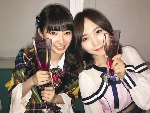 【AKB48】「十夢と朱里」12期の中ではどちらが勝ち組だったのか?【武藤十夢・高橋朱里】
