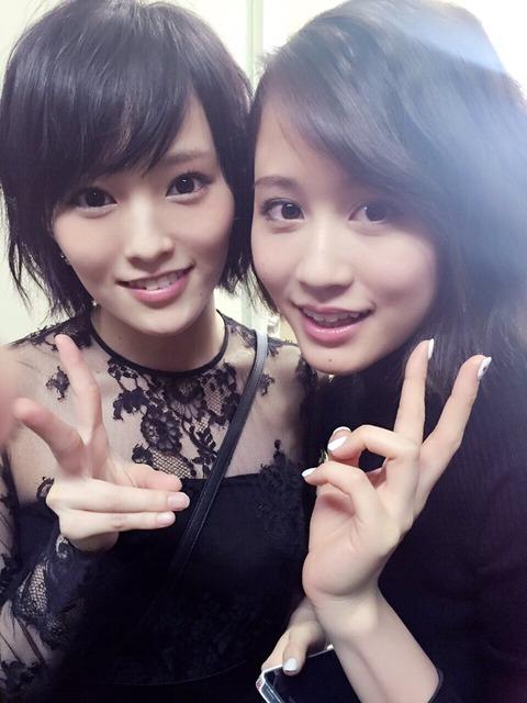 【AKB48G】今のグループのエースってぶっちゃけ島崎遥香じゃなくて山本彩だよな