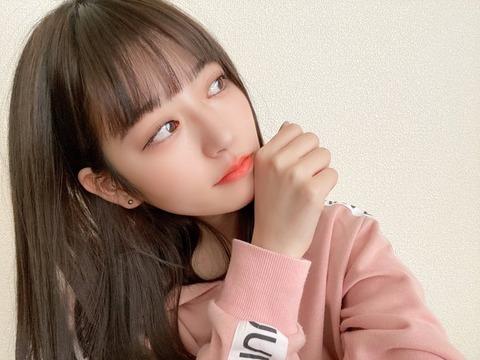 【HKT48】月足天音、卒業公演を無観客で開催